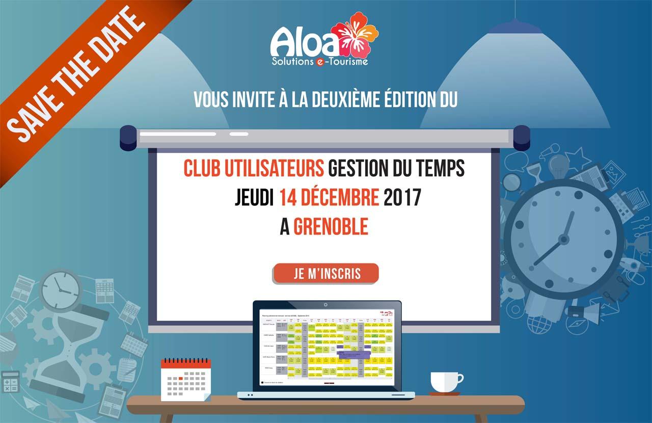 Club Utilisateur Gestion du Temps