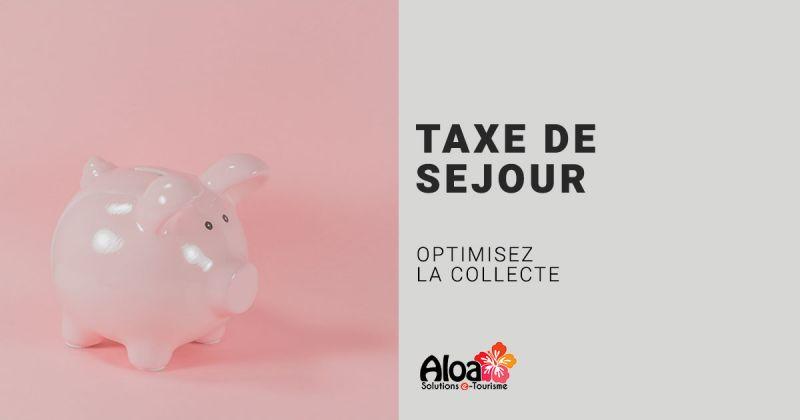 Aloa Solution de gestion de la taxe de séjour