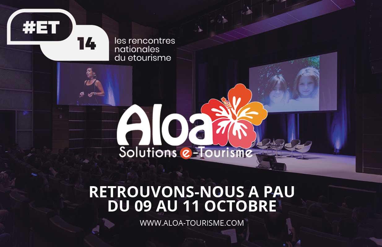 14èmes Rencontres Nationales du eTourisme